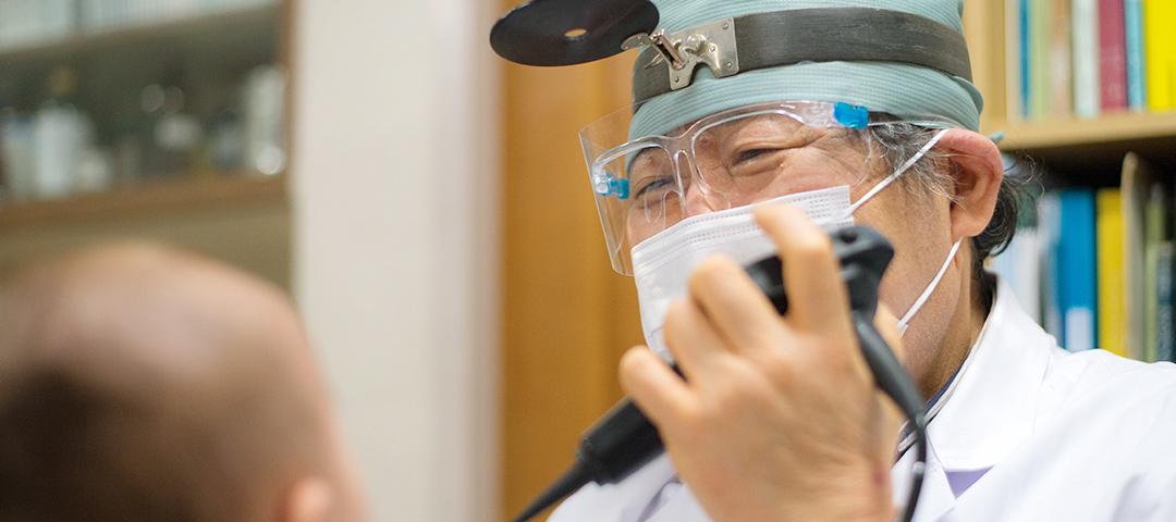 たなか耳鼻咽喉科の診療方針